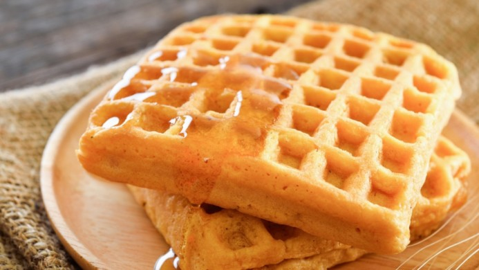 Ricetta Wafer Con Bimby.Waffle Bimby Il Dolce Che Porta Fortuna Cucinare It