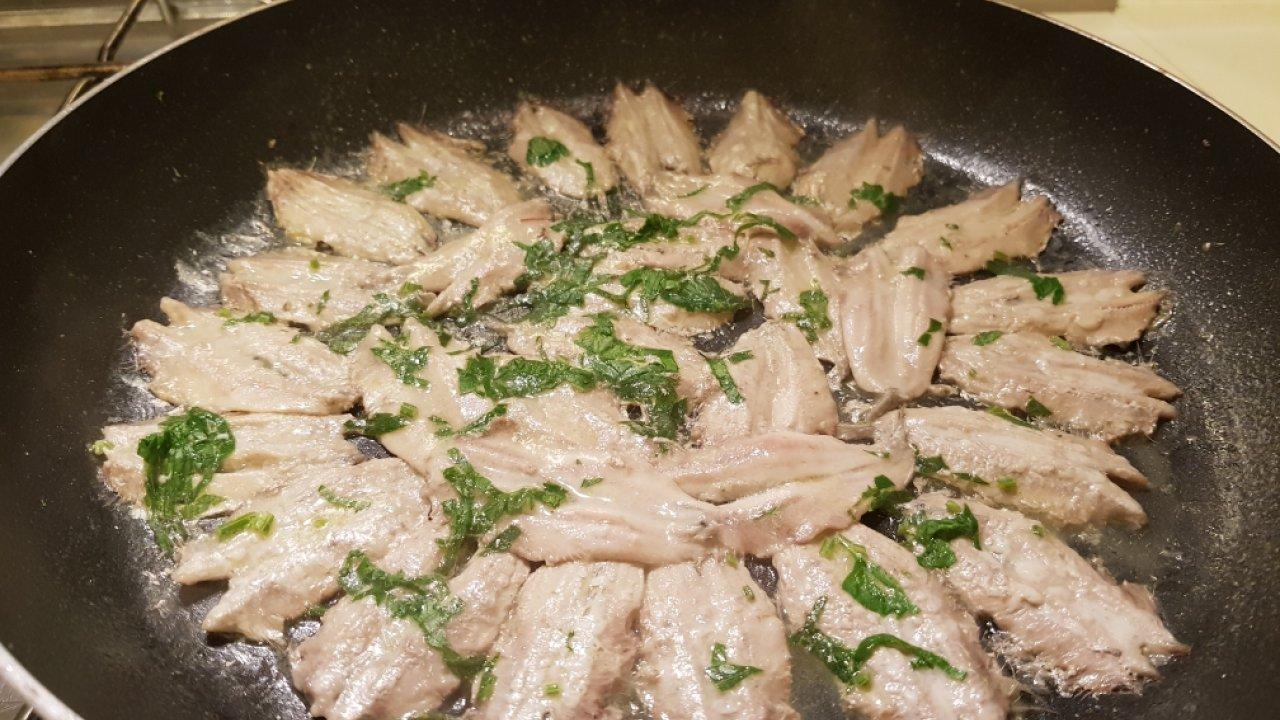Alici In Tortiera Cucinare It