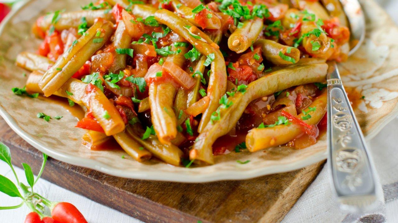 Fagiolini al pomodoro for Cucinare fagiolini