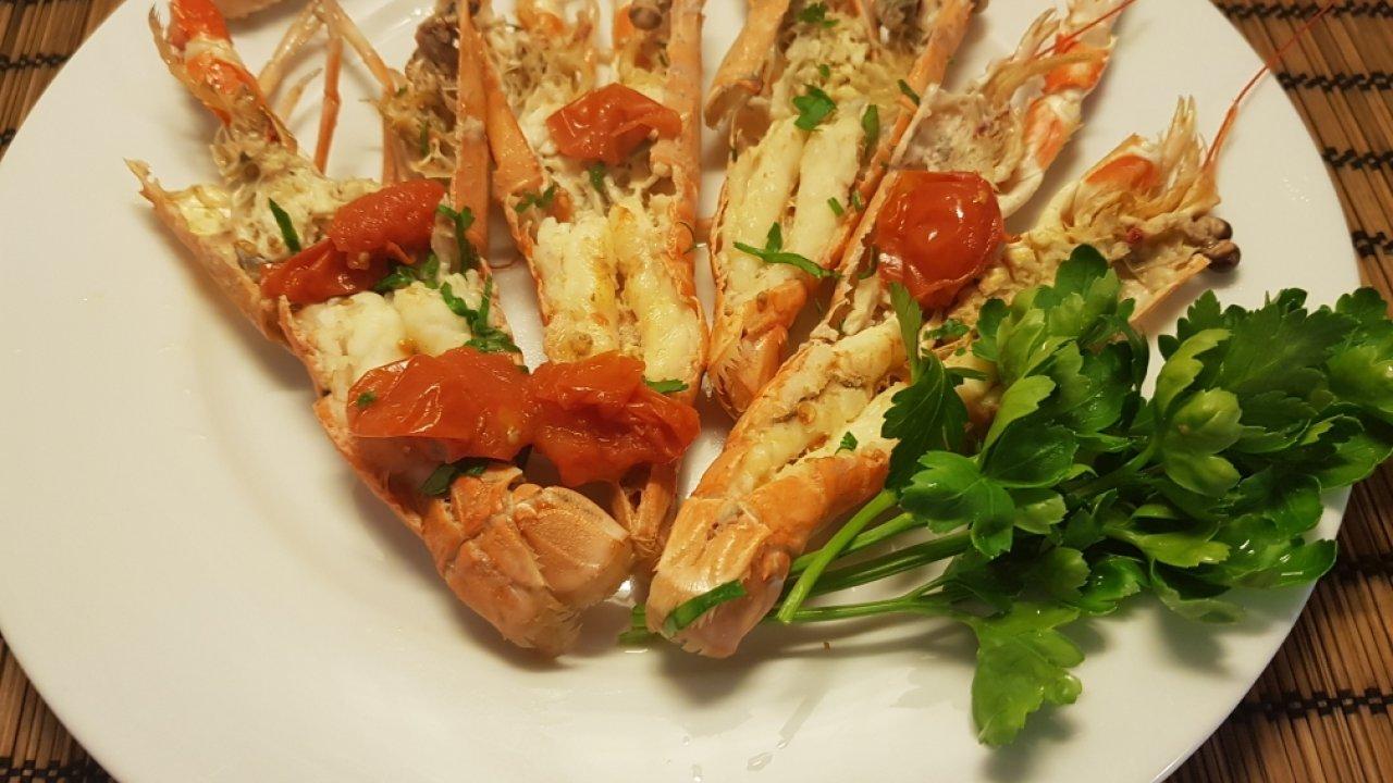 Scampi In Padella Cucinare It