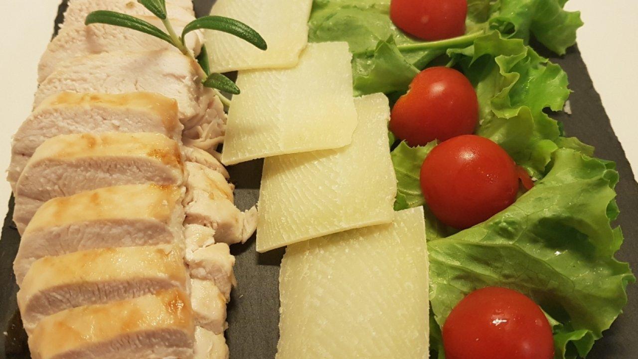 Tagliata di pollo for Cucinare tagliata