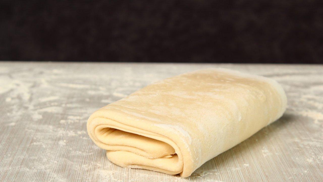La pasta sfoglia pronta