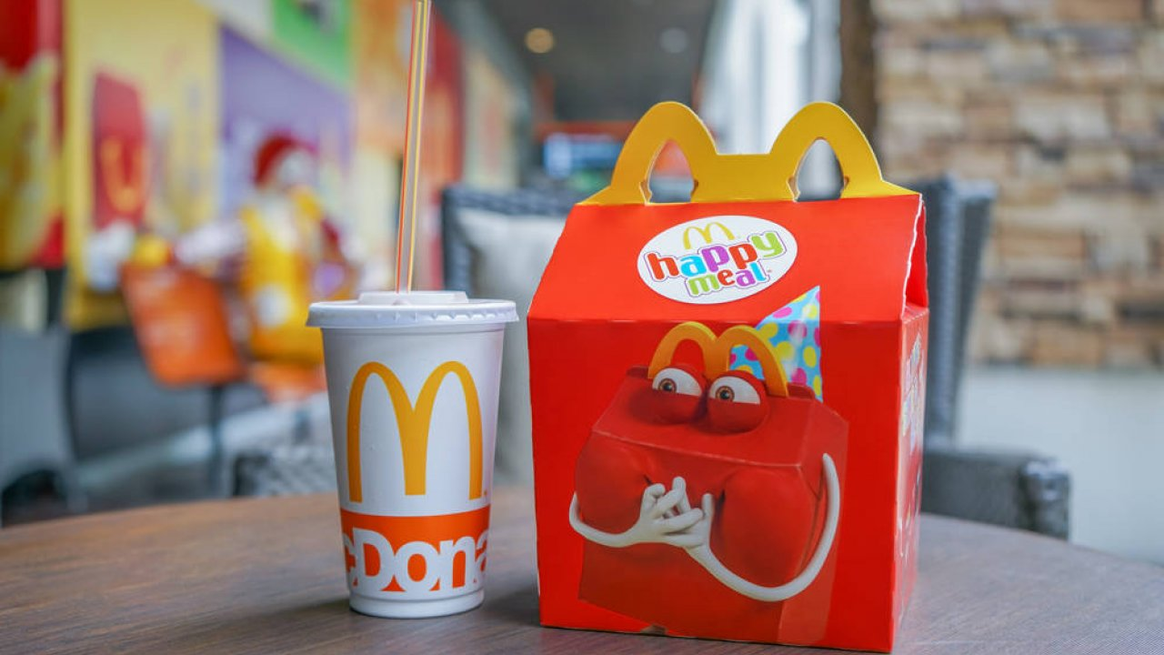 Arriva l'happy meal fatto in casa
