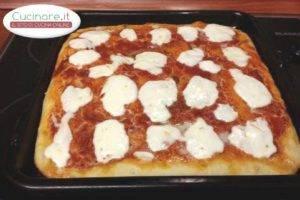 Teglia di Pizza al Forno