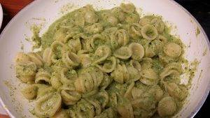 Orecchiette con Broccoli Baresi