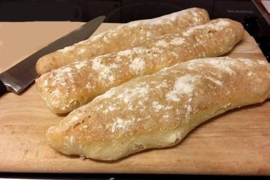 Ricetta palatelle di pane veloce for Cucinare qualcosa di veloce