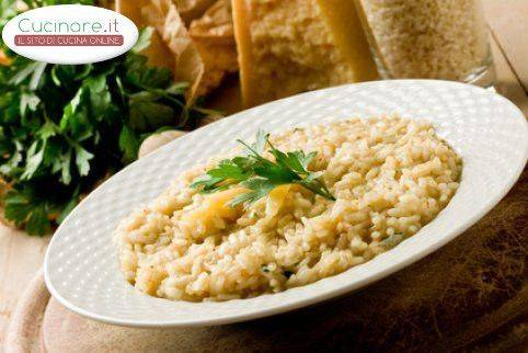 Risotto alla parmigiana for Cucinare risotto