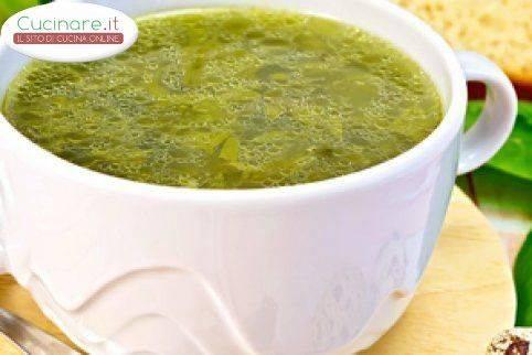 Minestra di ortiche for Cucinare ortica