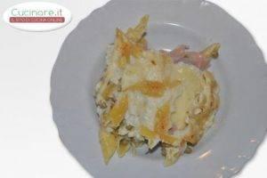 Pasta al Forno con Besciamella
