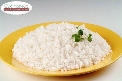 ricetta riso in bianco