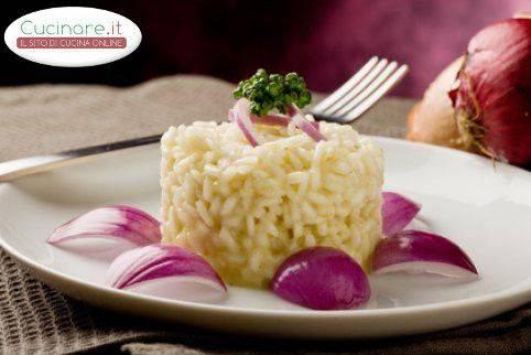 Risotto allecipolle for Cucinare risotto