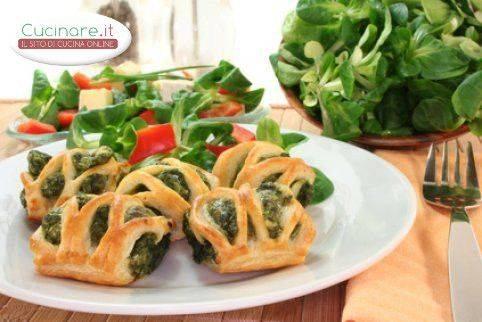 Spinaci in sfoglia for Cucinare spinaci