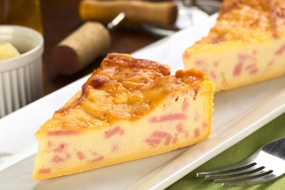 Ben noto Torta Salata con Cotto e Formaggio | cucinare.it MR93