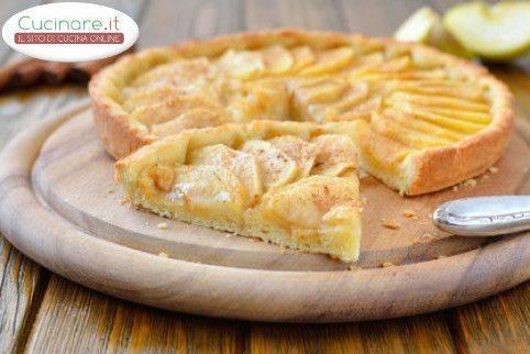 Ricetta torta crostata di mele for Crostata di mele