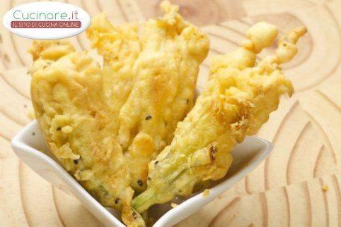 Fiori Zucca Pastella.Fiori Di Zucca In Pastella Cucinare It