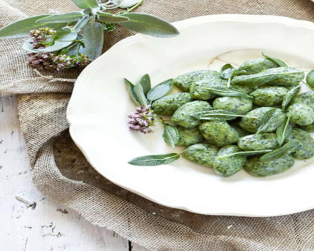 Gnocchi agli spinaci for Cucinare spinaci
