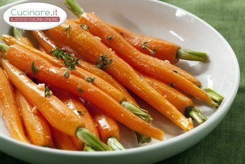 Carote speziate for Cucinare carote