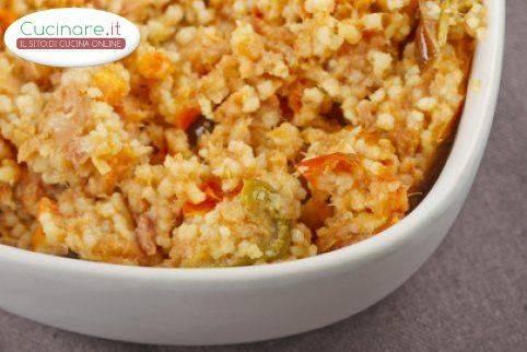 Couscous alla marocchina for Cucinare cous cous