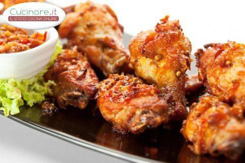 alette di pollo al forno | cucinare.it