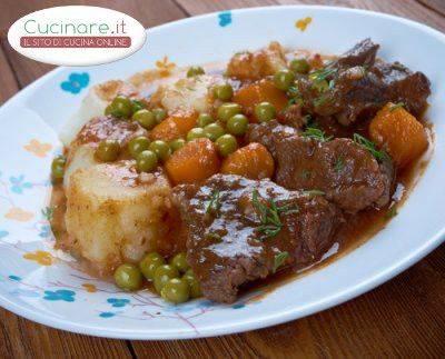 Fricassea d 39 agnello con carote for Cucinare carote