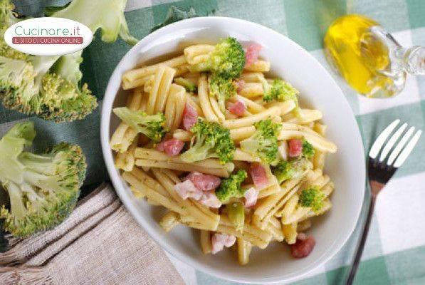 Pasta con broccoli for Cucinare broccoli