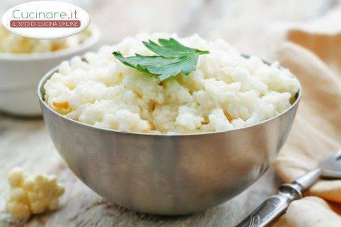 Risotto al cavolfiore for Cucinare risotto