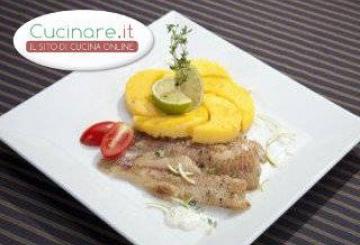 Ricetta Baccal 224 In Salsa Con Basilico E Aglio Cucinare It