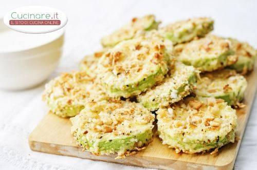 Zucchine croccanti al forno for Cucinare zucchine al forno