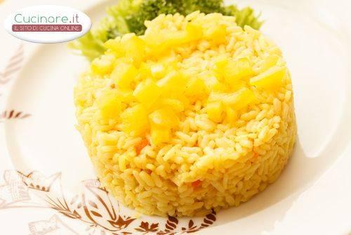Ricetta risotto all 39 ananas for Cucinare risotto