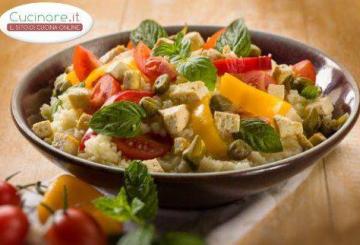 Couscous ai frutti di mare for Cucinare cous cous