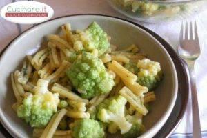 Caserecce alla colatura di Alici con Broccolo romanesco