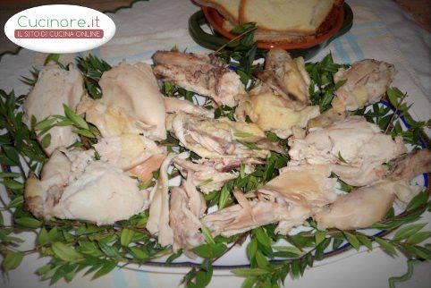Pollo alla griva