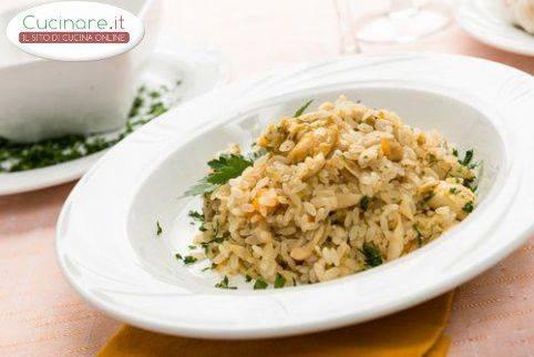 Risotto alle rane for Cucinare risotto