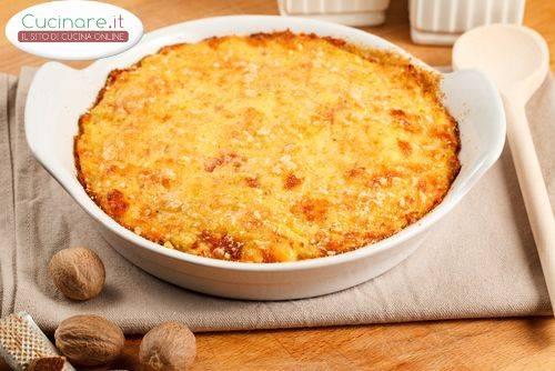 Gateau di patate vegetariano for Cucinare vegetariano