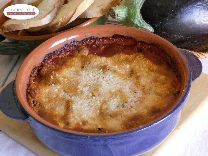 Melanzane al forno alla mediterranea for Cucinare wurstel al forno
