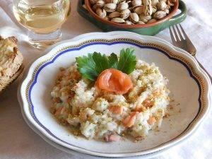 risotto-al-salmone