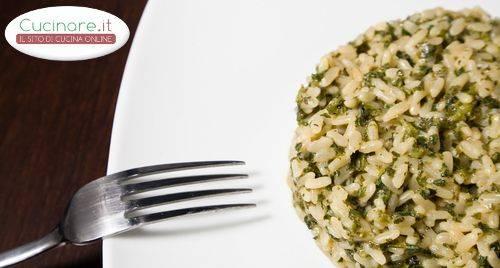 Risotto all 39 ortica for Cucinare ortica