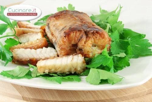 Anguilla marinata al forno for Cucinare wurstel al forno