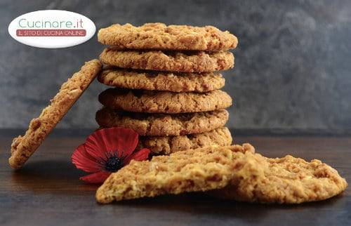 Anzac Bisquit