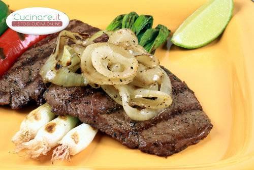 Carne asada for Cucinare carne