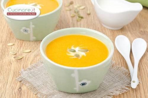 Crema di cachi con zenzero e clementine for Cucinare zenzero