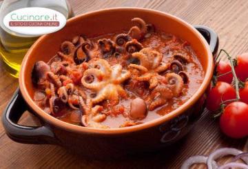 Come pulire i moscardini for Cucinare moscardini