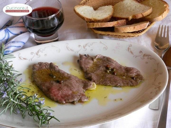 Fettine di manzo alla provenzale - Come cucinare fettine di bovino ...