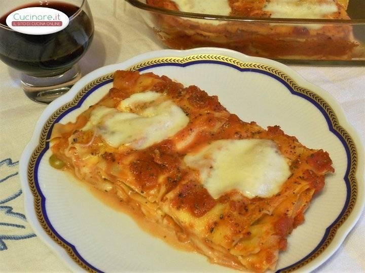Lasagne alla Pizzaiola