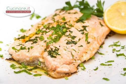 Salmone In Salsa Di Mandarini Cucinare It