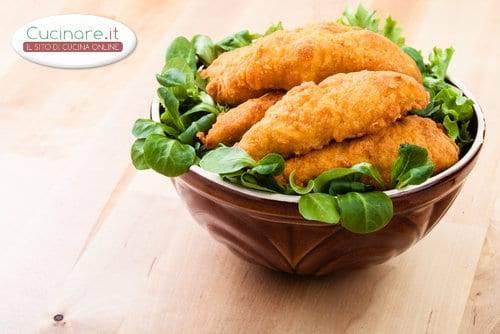 Straccetti di pollo allo zenzero for Cucinare zenzero