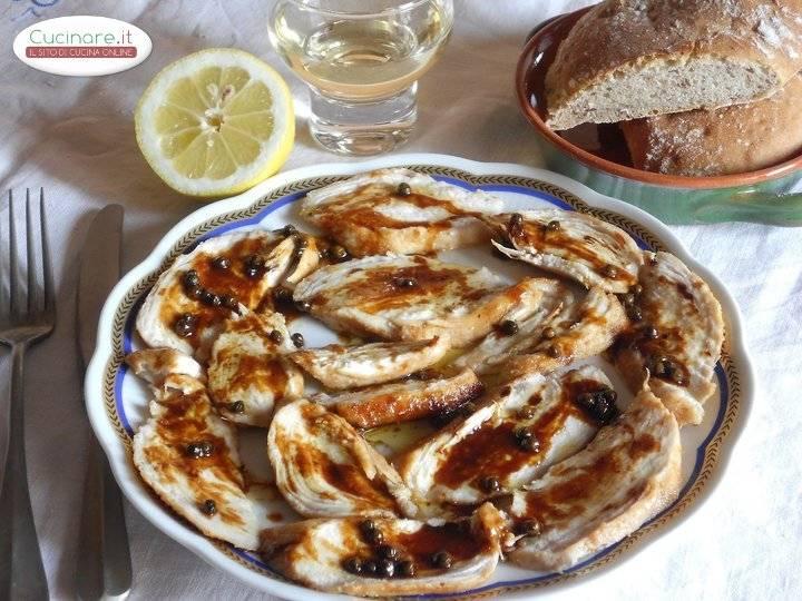 Tagliata di pollo con salsa al marsala for Cucinare tagliata