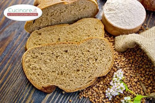 Pane saraceno for Cucinare qualcosa di particolare