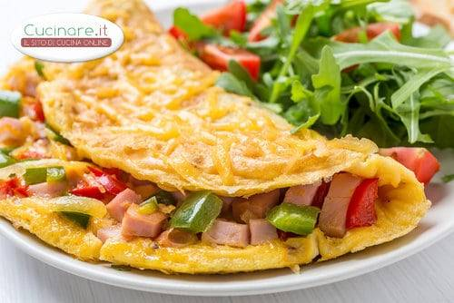 Ricetta Omelette In Francese.Omelette Alla Francese Cucinare It