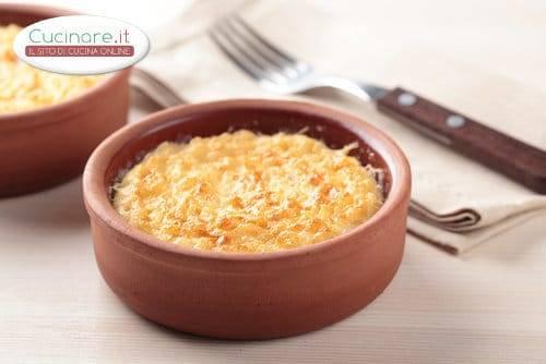 Sformatini al risotto for Cucinare risotto